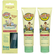 Jason Natural Products Earth's Best Toddler Toothpaste Strawberry & Banana