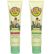 Jason Natural Products Earth's Best Toddler Toothpaste Strawberry & Banana + Apple & Pear