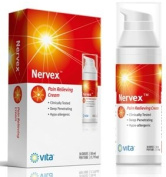 Neuropathy Pain Relief Cream - Vita Sciences Nervex Pain Treatment - 50ml