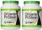 Orgain Organic Protein Plant-based Powder 0.9kg Chocolate Fudge