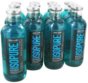 Nature's Best Isopure Ready-to-Drink, Blue Raspberry (Zero Carb), 590ml/12-Case