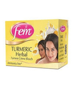 NEW FEM TURMERIC HERBAL FAIRNESS CREME BLEACH CREME