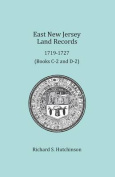 East New Jersey Land Records, 1719-1727