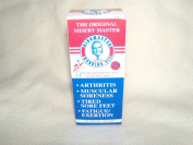 Ringmaster Pain Relief Rub, Rubbing Oil - Quick Relief for Arthritis, Joint Pain, Back Pain, Sore Muscles, Carpal Tunnel, Sore Feet, Athlete's Foot, Bursitis, Calluses, Corns, Neck Pain, Gout, Cramps, Poor Circulation, Tennis Elbow - Since 1950