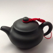 Yixing Tea Pot with 180ml Capacity High Recommend Black #212
