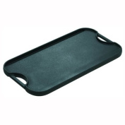 Cast - Iron Reversible Grill/Griddle, 20 - inch x 10.44 - inch by Lodge
