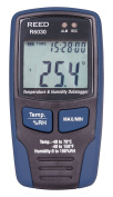 Reed Instruments R6030 Temperature/Humidity Data Logger, Resolution