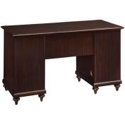 Home Styles Bermuda Pedestal Desk - Chocolate