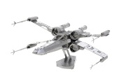 Fascinations Metal Earth Build-Your-Own Star Wars X-Wing Model Kit