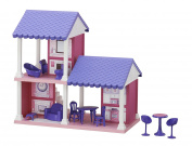 American Plastic Toys Cosy Doll Cottage