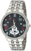 Women's Disney Minnie Mouse with Alloy Case - Silver