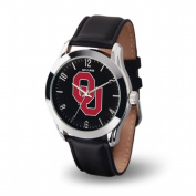 Rico Industries SPR-WTCLA230201 Oklahoma Sooners NCAA Classic Series Mens Watch