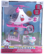 Hello Kitty Emergency Helicopter