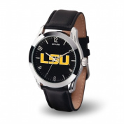 Rico Industries SPR-WTCLA170101 LSU Tigers NCAA Classic Series Mens Watch