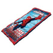 Licenced 0.9kg. Sleeping Bag - Marvel Spiderman