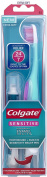 Colgate Sensitive Enamel Health Extra Soft Manual Toothbrush + Built In Sensitivity Relief Pen