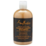 SheaMoisture African Black Soap Dandruff Control Shampoo - 380ml