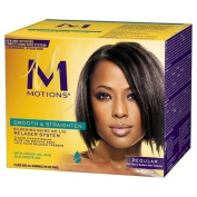 Motions Smooth & Straighten Silkening Shine No Lye Relaxer System Regular