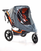 BOB WS1372 - Weather Shield for Duallie Revolution and Stroller Strides Stroller