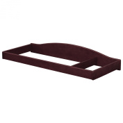 Simmons Kids Augusta Changing Topper for Dresser - Espresso