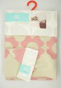 Orla Kiely Reversible Baby Blanket - Pink Flower