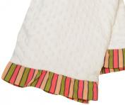 Pam Grace Sweet Dream Owl Baby Blanket