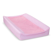 Maddie Pink Baby Changing Pad Covers