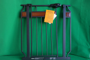 Regalo Home Accents Extra Wide Walk Through Gate with Pressure Mount - Up to 110cm Width