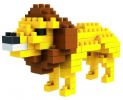 LOZ mini Diamond blocks building set - Lion