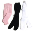 Doll Clothes Fits American Girl Doll and Other 46cm Dolls, 3 pair of doll tights White, Black, Pink, Doll Accessories