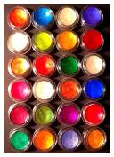 Luminarte Twinkling H20s Shimmering Watercolours Primary Colours Twenty Four Piece Mini Kit