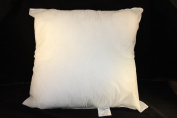 Square Sham Pillow Insert 46cm x 46cm Made in USA