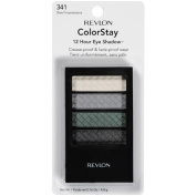 Revlon Colorstay 12 Hour Eye Shadow, Quad Steel Impressions, 5ml