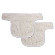 phil & teds Carrier Bib Pack for Airlight and Emotion, Beige, 2 Pack