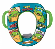 Nickelodeon Team Turtles Tmnt Soft Potty Seat