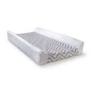 Circo® Grey Wipeable Changing Pad Cover