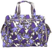 Ju-Ju-Be Be Prepared Nappy Bag, Lilac Lace