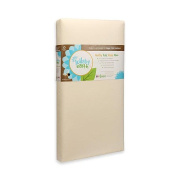 Lullaby Earth Super Lightweight 2Stage Crib/Toddler Mattress