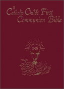 A Catholic Child's First Communion Bible