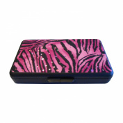 K. Quinn Designs Wipe Case, Pink Sparkles