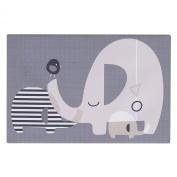 Lolli Living Canvas Art, Elephant