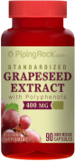 Grapeseed Extract 400 mg 90 Capsules