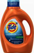 Tide + Coldwater Clean Detergent Mountain Spring - 48 Loads