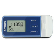 Omron Tri-axis Usb Pedometer With Five Activity Modes And Web Solution - 7 Reading[s]
