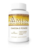 The Amen Solution Omega 3 Power