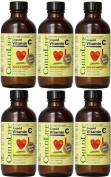 Child Life Liquid Vitamin C, Orange Flavour, Glass Bottle, 120ml