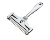 Fox Run 8.9cm Adjustable Cheese Slicer Stainless Steel Cutter w/ Extra Wire
