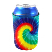 Coolie Junction Tie Dye Pattern Can Coolie