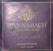 Hannabach 7288 HT Custom-Made, High Tension, 3-Treble Set