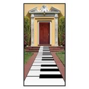 Beistle 54235 Piano Keyboard Runner, Pack Of 6